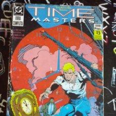 Cómics: ZINCO - RETAPADO TIME MASTERS OBRA COMPLETA CON LOS NUM. 1 AL 8 . BUEN ESTADO. Lote 205597853