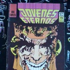 Cómics: ZINCO - JOVENES ETERNOS RETAPADO OBRA COMPLETA CON LOS NUM. 1 AL 6 . BUEN ESTADO. Lote 205598000