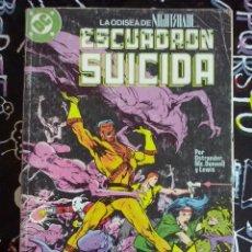 Cómics: ZINCO - ESCUADRON SUICIDA RETAPADO CON LOS NUM. 5 AL 8 + ESPECIAL NAVIDAD. Lote 205598435