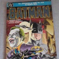 Cómics: BATMAN. EL COMIC DE LA PELÍCULA . 1989. Lote 205720882