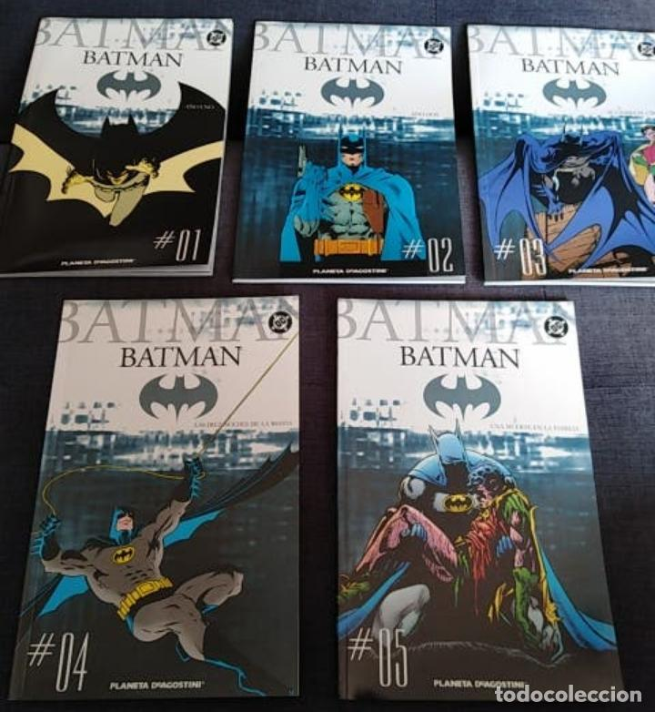 CÓMICS BATMAN. (Tebeos y Comics - Zinco - Batman)