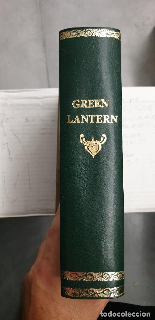 GREEN LANTERN VOLUMEN 1 CASI COMPETA DEL 1 AL 29 MENOS 3 Y 7 ENCUADERNADO ZINCO (Tebeos y Comics - Zinco - Batman)