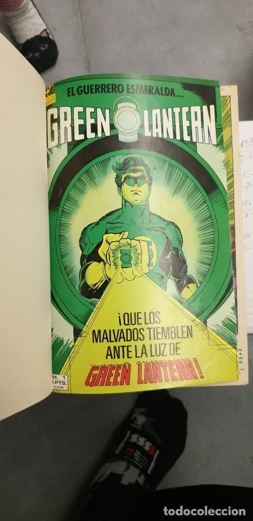 Cómics: Green Lantern volumen 1 casi competa del 1 al 29 menos 3 y 7 Encuadernado Zinco - Foto 2 - 205872876