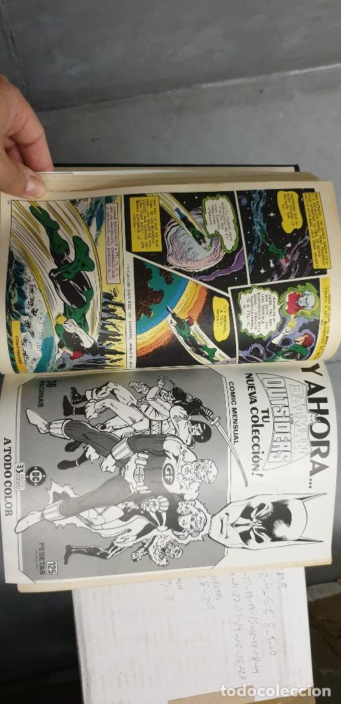 Cómics: Green Lantern volumen 1 casi competa del 1 al 29 menos 3 y 7 Encuadernado Zinco - Foto 3 - 205872876