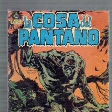 Cómics: LA COSA DEL PANTANO N,2 ALGUIEN PORQUE VIVIR EDICIONES ZINCO. Lote 205873275