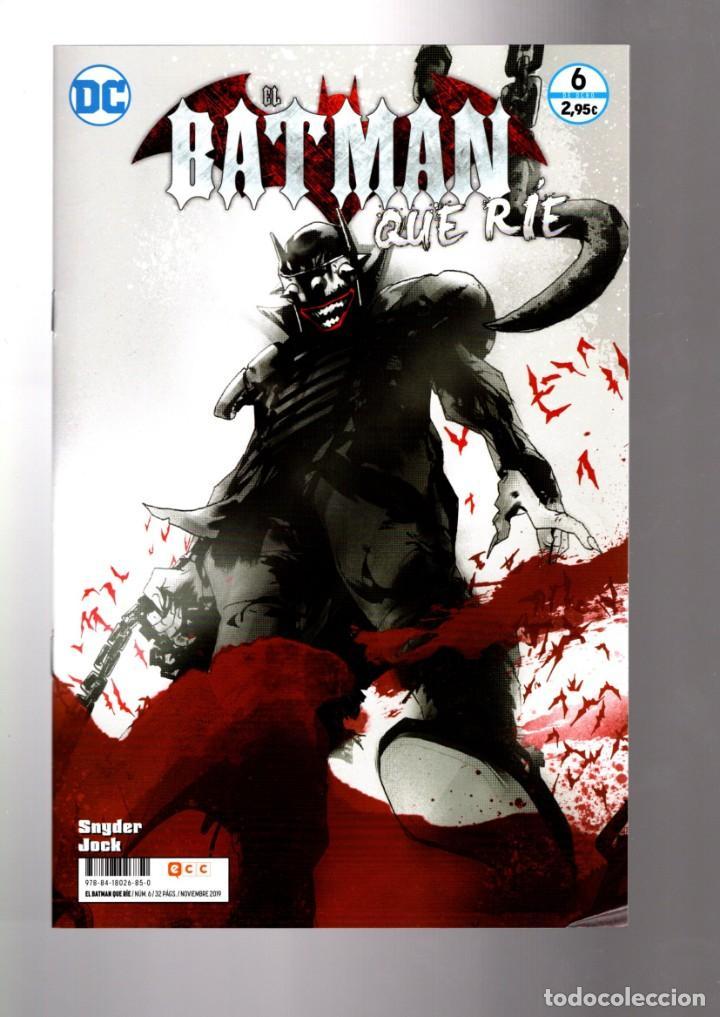 EL BATMAN QUE RIE 6 - ECC / DC GRAPA (Tebeos y Comics - Zinco - Batman)