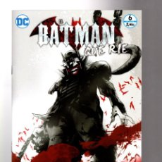 Cómics: EL BATMAN QUE RIE 6 - ECC / DC GRAPA. Lote 206197270