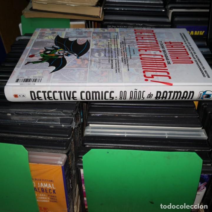 Cómics: DETECTIVE COMICS : 80 AÑOS DE BATMAN - ECC / DC / - Foto 2 - 206263830
