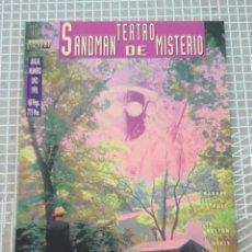 Cómics: SANDMAN. TEATRO DE MISTERIO. NUMERO ÚNICO. EDICIONES ZINCO 1995. Lote 206310627