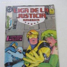 Cómics: LIGA DE LA JUSTICIA AMERICA. Nº 31 ZINCO MUCHOS MAS A LA VENTA, MIRA TUS FALTAS E5. Lote 206355395