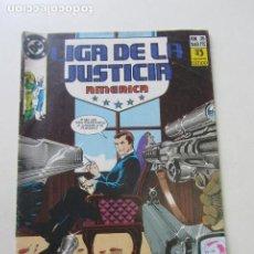 Cómics: LIGA DE LA JUSTICIA AMERICA. Nº 35 ZINCO MUCHOS MAS A LA VENTA, MIRA TUS FALTAS E5. Lote 206355550
