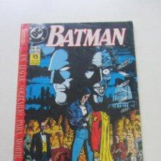 Cómics: BATMAN Nº 40 ZINCO MUCHOS MAS A LA VENTA, MIRA TUS FALTAS E5. Lote 206356765