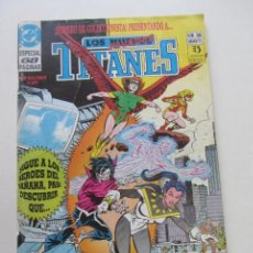 Comics : NUEVOS TITANES VOL.2 Nº 36 ZINCO MUCHOS MAS A LA VENTA , MIRA TUS FALTAS E3X3. Lote 206358386