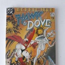 Cómics: DC PREMIERE:HAWK & DOVE - RETAPADO CON LOS NÚMEROS 1-2-3. Lote 206361952