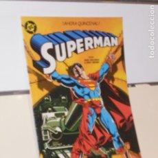 Comics : SUPERMAN Nº 9 - ZINCO. Lote 206387106