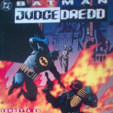 Cómics: BATMAN VS JUDGE DREED / P2. Lote 206578456