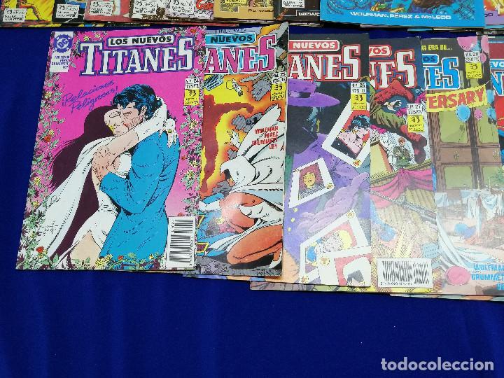 Cómics: LOS NUEVOS TITANES- LOTE INCLUIDO Nº 36 NUMERO DE COLECCIONISTA - Foto 4 - 206584641