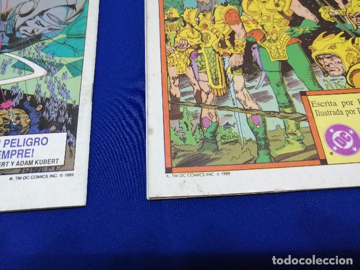 Cómics: LOS NUEVOS TITANES- LOTE INCLUIDO Nº 36 NUMERO DE COLECCIONISTA - Foto 34 - 206584641
