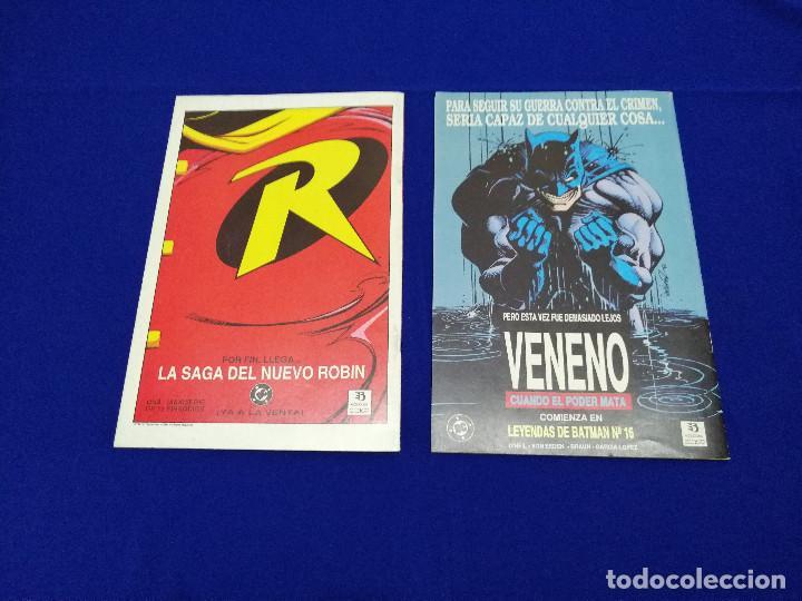 Cómics: LOS NUEVOS TITANES- LOTE INCLUIDO Nº 36 NUMERO DE COLECCIONISTA - Foto 44 - 206584641