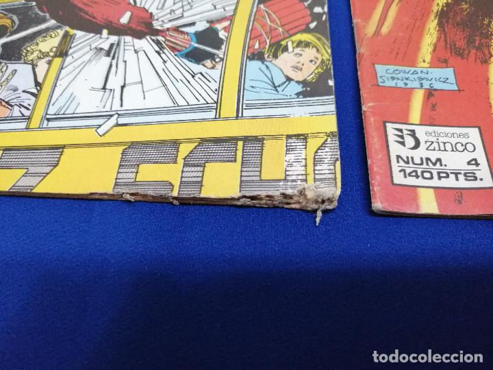 Cómics: QUESTION LOTE DE COMICS- LOTE DE 34 COMICS - Foto 16 - 206585300