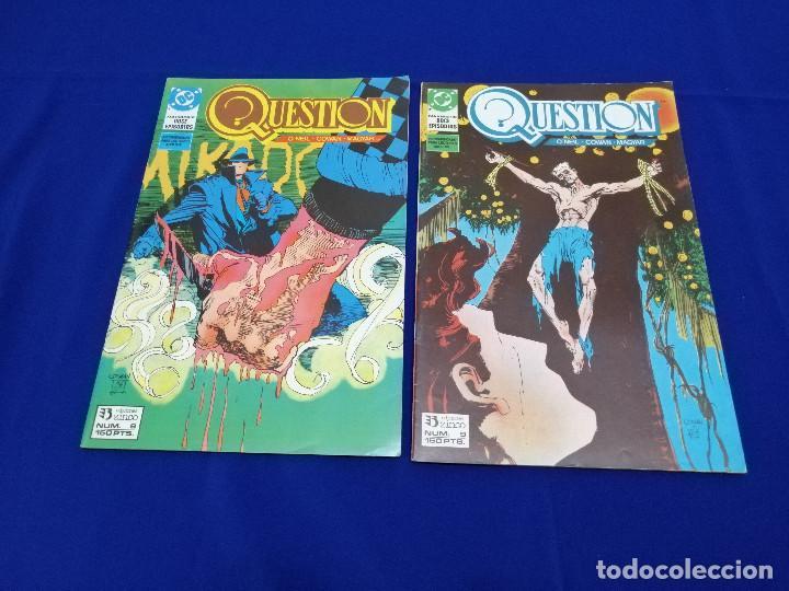 Cómics: QUESTION LOTE DE COMICS- LOTE DE 34 COMICS - Foto 22 - 206585300