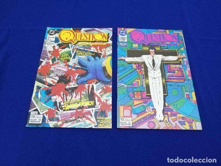 Cómics: QUESTION LOTE DE COMICS- LOTE DE 34 COMICS - Foto 25 - 206585300