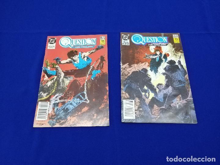 Cómics: QUESTION LOTE DE COMICS- LOTE DE 34 COMICS - Foto 45 - 206585300