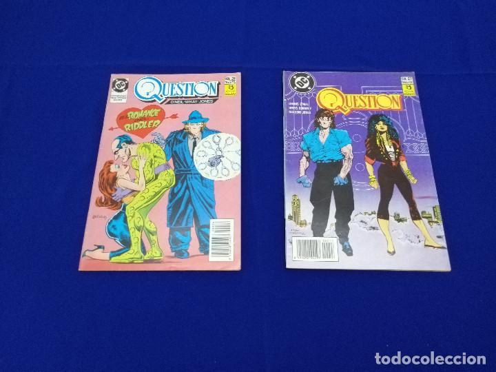 Cómics: QUESTION LOTE DE COMICS- LOTE DE 34 COMICS - Foto 52 - 206585300