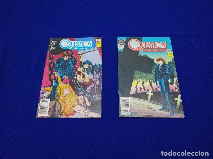 Cómics: QUESTION LOTE DE COMICS- LOTE DE 34 COMICS - Foto 55 - 206585300