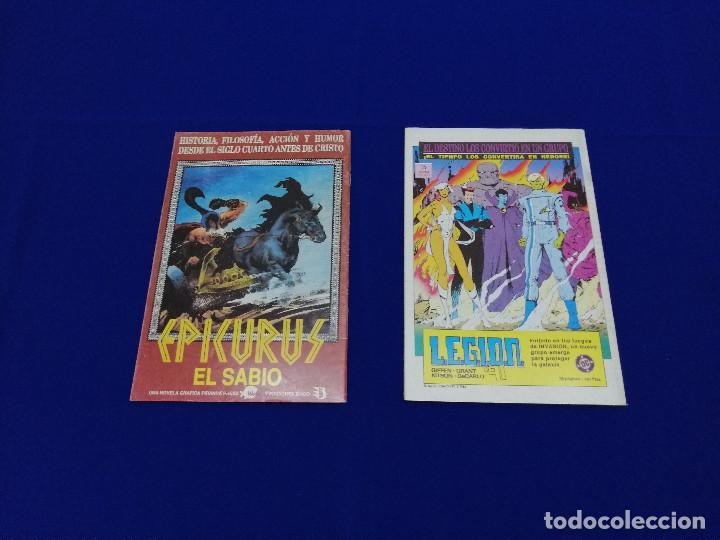 Cómics: QUESTION LOTE DE COMICS- LOTE DE 34 COMICS - Foto 57 - 206585300