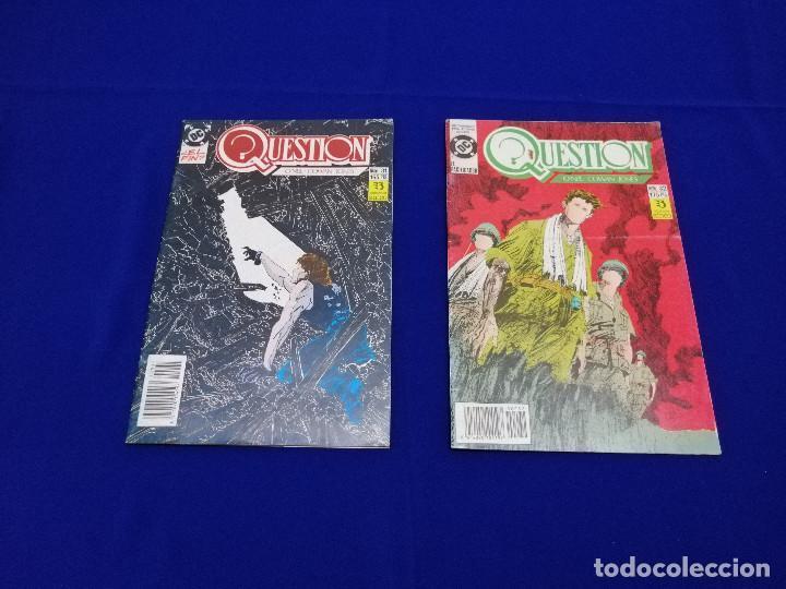 Cómics: QUESTION LOTE DE COMICS- LOTE DE 34 COMICS - Foto 58 - 206585300