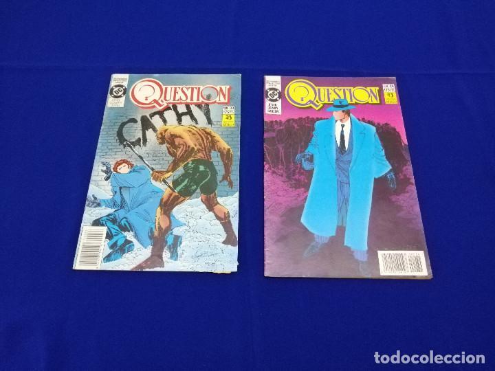 Cómics: QUESTION LOTE DE COMICS- LOTE DE 34 COMICS - Foto 61 - 206585300