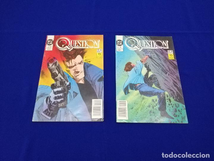 Cómics: QUESTION LOTE DE COMICS- LOTE DE 34 COMICS - Foto 64 - 206585300