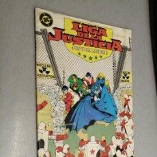 Cómics: LIGA DE LA JUSTRICIA Nº 3 (JUSTICE LEAGUE) / DC - ZINCO. Lote 206761111