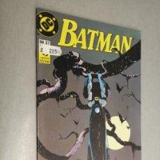 Comics: BATMAN VOL. 2 Nº 57 / DC - ZINCO. Lote 206820551