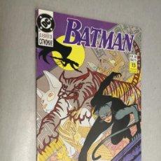 Comics: BATMAN VOL. 2 Nº 58 EL REGRESO DE CATWOMAN / DC - ZINCO. Lote 206820706
