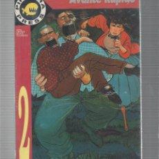 Cómics: AVANCE RAPIDO - GRANT MORRISON - MCKEAN - 2 TOMOS - COMPLETA - MUY BUEN ESTADO. Lote 206873966