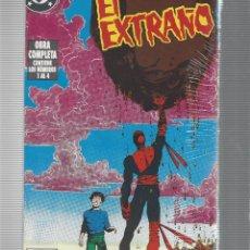 Cómics: EL EXTRAÑO - RETAPADO 4 NºS- COMPLETA - MUY BUEN ESTADO. Lote 206874570