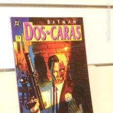 Cómics: BATMAN DOS CARAS - ZINCO -. Lote 206883635