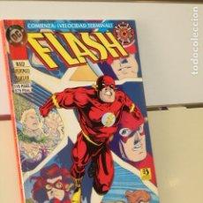 Cómics: FLASH COMIENZA VELOCIDAD TERMINAL - ZINCO - OCASION. Lote 206884027