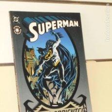Cómics: OTROS MUNDOS SUPERMAN BALAS ARDIENTES DC - ZINCO -. Lote 206884511