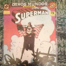 Cómics: SUPERMAN EDITORIAL DC NUMERO 1 ZINCO. Lote 206890398