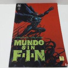 Cómics: MUNDO SIN FIN Nº 1 DE 6 . DC - ZINCO. Lote 206921368