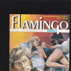 Cómics: FLAMINGO STREET - Nº 26 - UN PLAN DIABÓLICO - COMIC EROTICO PARA ADULTOS - ZINCO S.A -. Lote 207035276