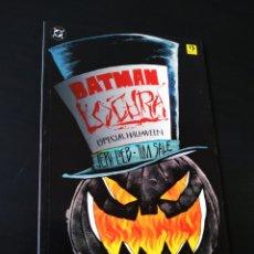 Cómics: EXCELENTE ESTADO BATMAN LOCURA ESPECIAL HALLOWEEN DC COMICS ZINCO. Lote 207052620