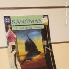 Cómics: SANDMAN Nº 2 EL AMO DE LOS SUEÑOS NEIL GAIMAN - ZINCO. Lote 207127871