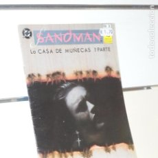 Cómics: SANDMAN Nº 3 LA CASA DE MUÑECAS 1ª PARTE NEIL GAIMAN - ZINCO. Lote 207128026