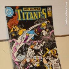 Cómics: LOS NUEVOS TITANES Nº 17 - ZINCO. Lote 207128227