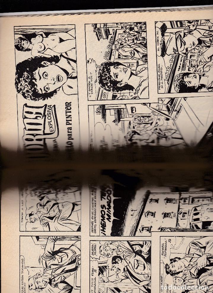 Cómics: TENTETIESO - Nº 11 DE 24 - MODELO PARA PINTOR - COMIC EROTICO PARA ADULTOS - ZINCO, S. A - - Foto 3 - 207134337