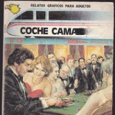 Cómics: COCHE CAMA - Nº 13 DE 18 - NOCHE DE CASINO - COMIC EROTICO PARA ADULTOS - ASTRI S. A -. Lote 207135567